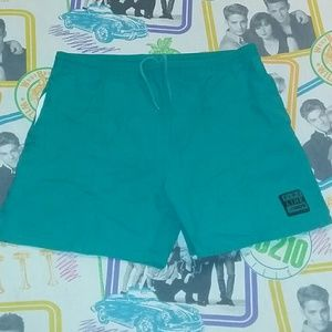 80s Pipeline Surf Swimming Trunks Board Shorts